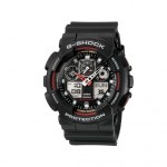 Casio  Watch G Shock GA100 1A4DR