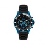 Ice Watch Chrono Big Black Blue Unisex