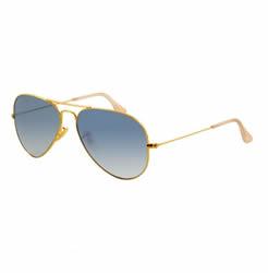 Ray Ban Sunglasses 3025 001/3F 55/14