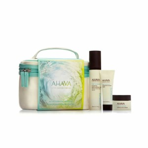 AHAVA Active Essential Moisture 3Pc Face Care Case, Set